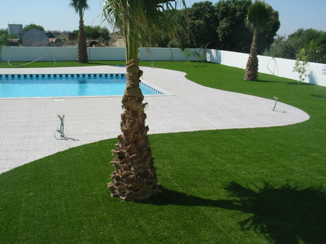 Artificial Grass Cyprus, Installation